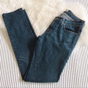 🌿 J Brand Pencil Leg Skinny Mid-Wash Jeans 🌿